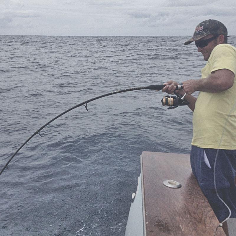 J hook luxury fishing chartersj hook fishing charters gallery for Florida fishing charters