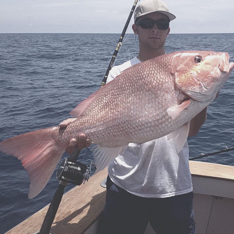 J hook luxury fishing chartersst augustine offshore for Offshore fishing charters