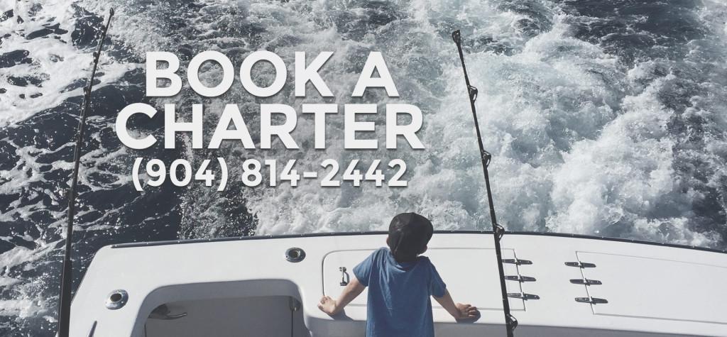 Book A Charter - Inshore Fishing - J-HOOK Fishing Charters Saint Augustine, Florida